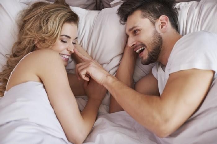 khi nào phụ nữ muốn quan hệ nhất