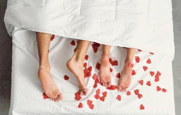 giải quyết vấn đề khô hạn khi quan hệ