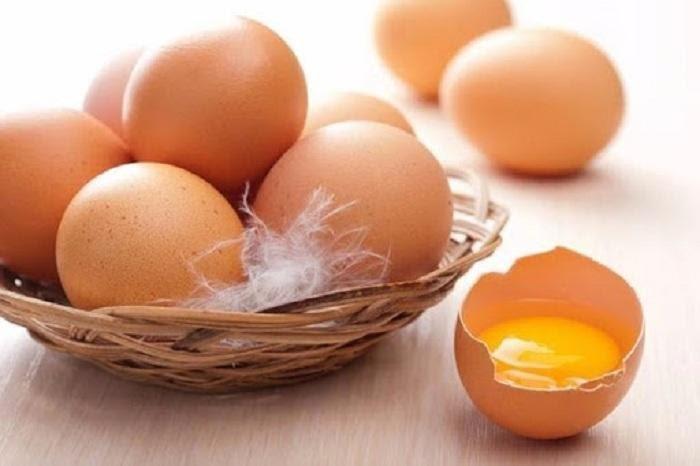 Trứng gà giúp sinh tinh, nâng cao chất lượng tinh trùng