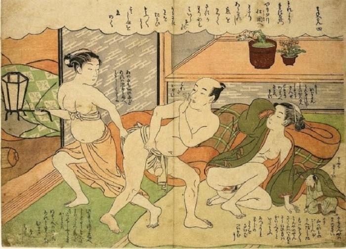 tranh shunga