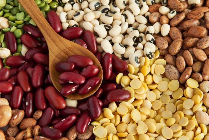tác dụng của bột đậu đỏ là gì
