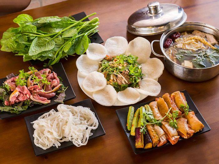 quán thịt dê Ninh Bình ngon ở Sài Gòn