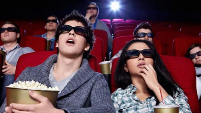 Hãy cẩn trọng khi lựa chọn phim cho buổi hẹn đầu tiên nhé