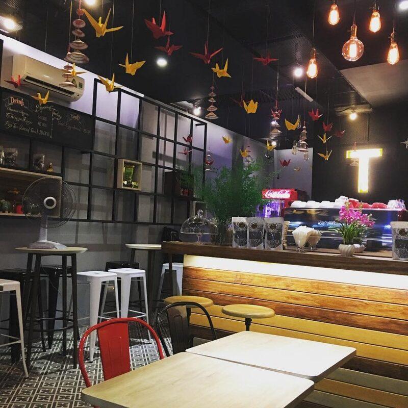 Đây là một địa điểm hẹn hò lãng mạn ở Huế với những món bánh thơm ngon