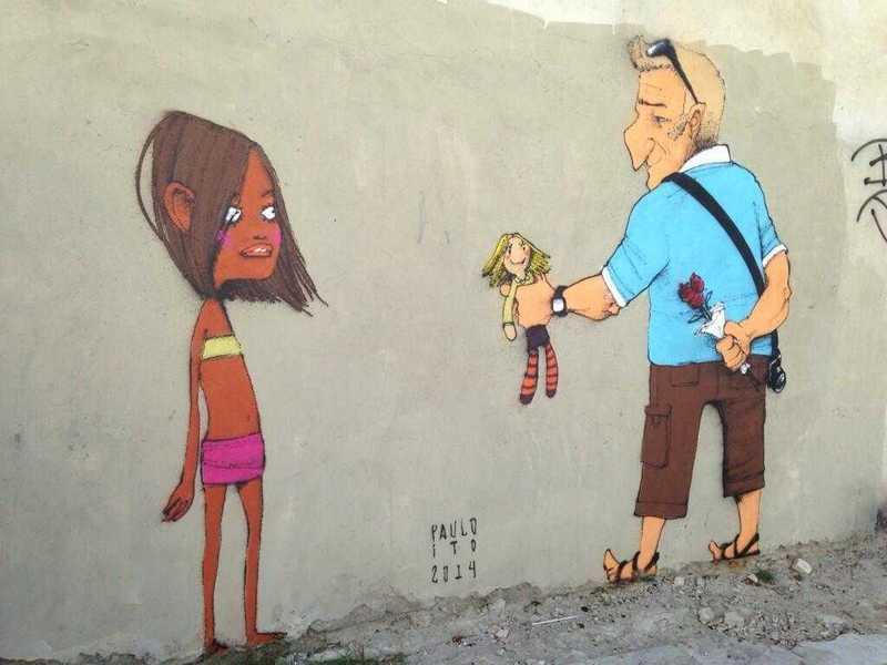Văn hóa mại dâm của Brazil rất đặc biệt