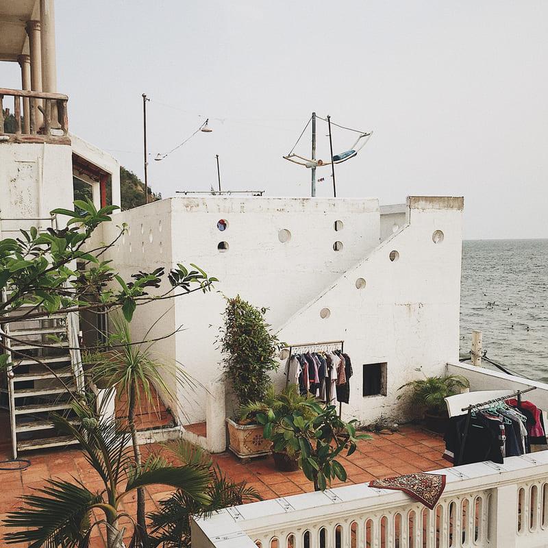 Khung cảnh như nước Ý thơ mộng của địa điểm hẹn hò ở Vũng Tàu này
