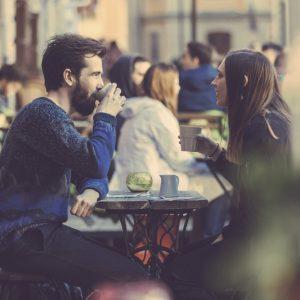 Nên ăn gì khi hẹn hò tâm sự