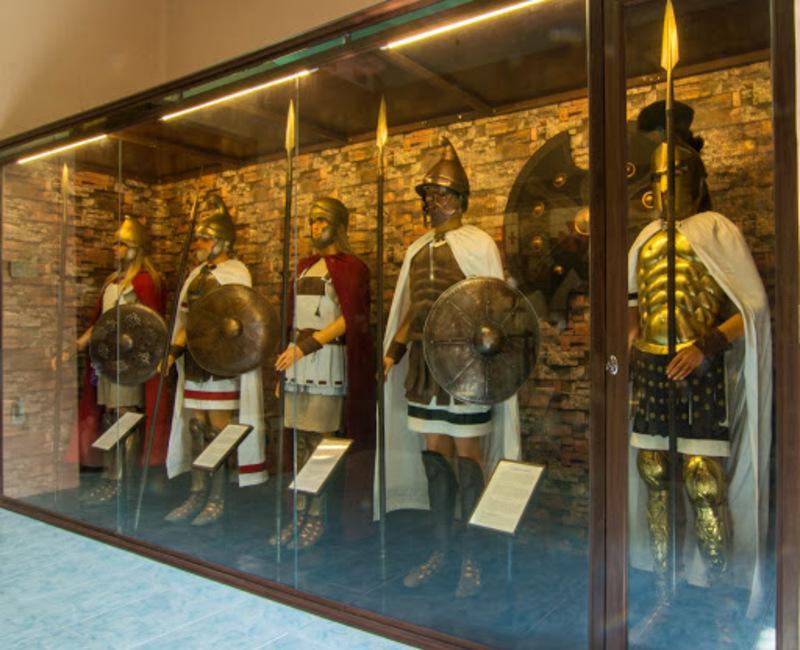 Bảo tàng vũ khí cổ không hề nhàm chán như nhiều người vẫn nghĩ