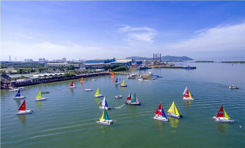 Bến tàu Marina là một trong những địa điểm hẹn hò ở Vũng tàu tuyệt đẹp