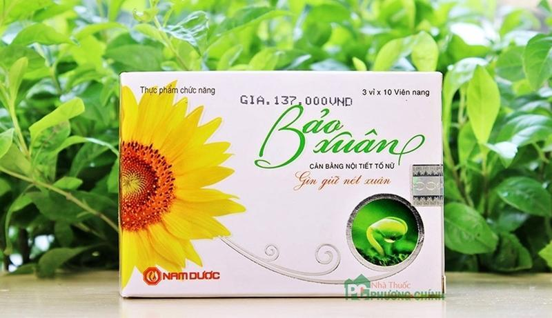 Bảo Xuân là sản phẩm thuốc tăng cường sinh lý nữ nổi tiếng