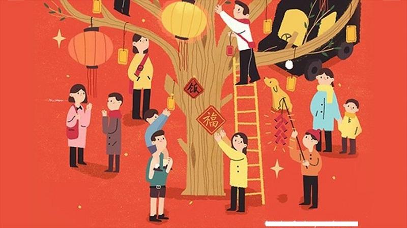 Quan niệm Á Đông đặt ra rất nhiều điều kiêng kỵ với ngày mồng 1 Tết